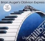 LIVE OBLIVION VOL.1                       cd musicale di Brian Auger