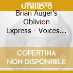 VOICES OF OTHER TIMES                     cd musicale di Brian Auger