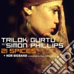 (LP VINILE) 21 spices feat simon phillips lp vinile di Trilok Gurtu