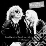 Live at rockpalast cd musicale di Ian hunter band feat