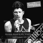 Live at rockpalast 1978/1990 cd musicale di Herman & his Brood