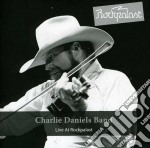 Live at rockpalast cd musicale di Charlie daniels band