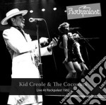 Live at rockpalast 1982 cd musicale di Kid creole & the coc
