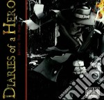 Behind the mask cd musicale di DIARIES FOR A HERO