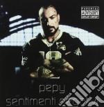 Sentimenti negativi cd musicale di Pepy