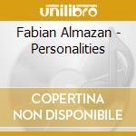 Personalities cd musicale di Fabian almazan trio