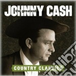 The greatest: country songs cd musicale di Johnny Cash