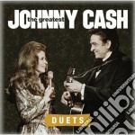Johnny Cash - The Greatest - Duets cd musicale di Johnny Cash