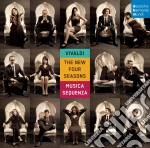 Vivaldi:the new four seasons-concerti e cd musicale di Artisti Vari
