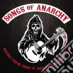 Songs of anarchy - 1-4 cd musicale di Ost
