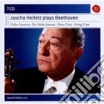 Jascha heifetz:beethoven sonate e concer cd musicale di Jascha Heifetz