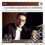 Leon fleisher plays beethoven and brahms cd musicale di Fleisher