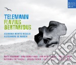 Telemann:flavius bertaridus - opera in t cd musicale di Alessandr De marchi