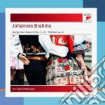 Brahms-danze ungheresi x piano 4 mani cd musicale