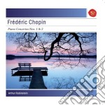 Chopin-conc.piano n.1 e 2 cd musicale