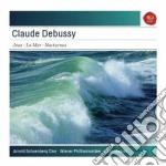 Debussy: la mer, jeux, nocturnes cd musicale di Lorin Maazel