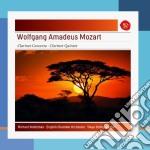 Mozart-conc+quint.x clarinetto cd musicale