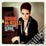 Soul flower cd musicale di Robin Mckelle
