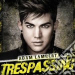 Trespassing (deluxe version) cd musicale di Adam Lambert