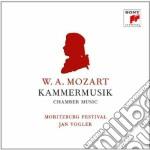 Mozart:musica da camera: quartetti-diver cd musicale di Jan Vogler