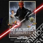 Star wars: episode i - the phantom menac cd musicale di John Williams
