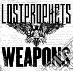 Weapons cd musicale di Lostprophets