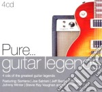Pure... guitar legends cd musicale di Artisti Vari
