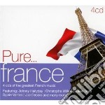 Pure... france cd musicale di Artisti Vari