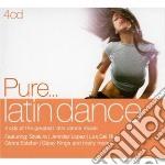 Pure... latin dance cd musicale di Artisti Vari