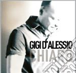 Chiaro cd musicale di Gigi D'alessio
