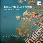 Vari- musica per piano 4 mani del romant cd musicale di Tal / groethuysen