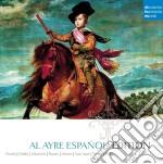 Al ayre espagnol edition musica barocca cd musicale di Al ayre espanol