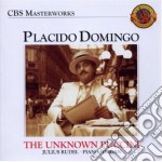 Placido Domingo - Puccini - Unknown Rarita' Per Voce Sola cd musicale di Placido Domingo