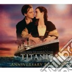 Titanic: original motion picture soundtr cd musicale di James Horner