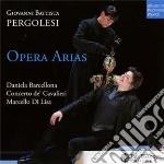 Pergolesi:opera arias cd musicale di Daniela Barcellona