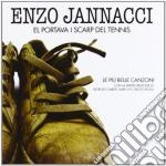 El portava i scarp del tennis cd musicale di Enzo Jannacci