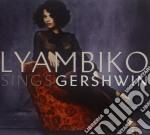 Lyambiko Sings Gershwin cd musicale di Lyambiko