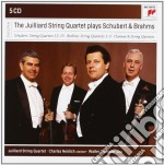 Schubert:quartetti / brahms:quartetti cd musicale di Quartet Juilliard