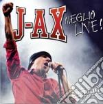 Meglio live (cd+dvd) cd musicale di J.ax