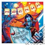 On the 13th day cd musicale di Magnum