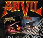 Plugged in permanent cd musicale di Anvil