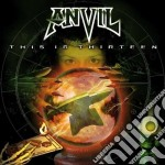 (LP VINILE) This is thirteen lp vinile di Anvil