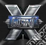 I cd musicale di X Giant