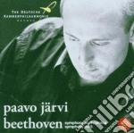 BEETHOVEN - SINFONIE N. 3 E 8 cd musicale di Paavo Jarvi