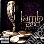 Sacrament cd+dvd cd musicale di Lamb of god