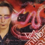 SOUND THEORIES VOL. I & II cd musicale di Steve Vai