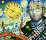 12000 LUNE (BOX 3 CD - JEWEL) cd musicale di Lucio Dalla