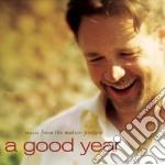UN'OTTIMA ANNATA (A GOOD YEAR) cd musicale di ARTISTI VARI