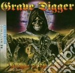KNIGHTS OF THE CROSS cd musicale di GRAVE DIGGER
