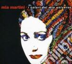 I COLORI DEL MIO UNIVERSO cd musicale di Mia Martini